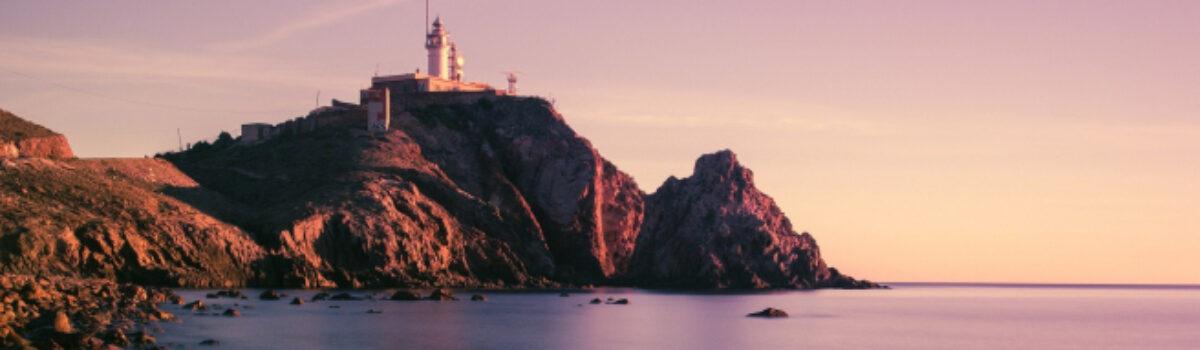 Lugares para visitar en la zona de Cabo de Gata