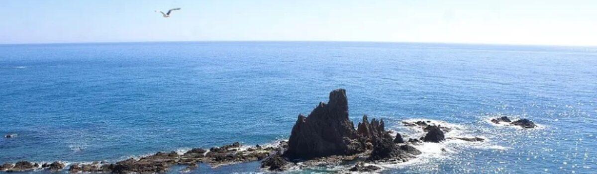 La costa almeriense, un escaparate de vistas