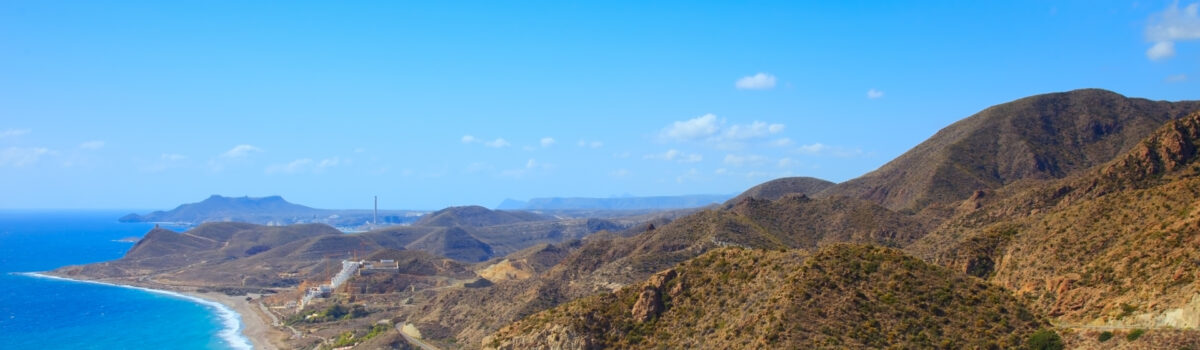 Cabo de Gata, una de las diez rutas moteras más bellas de España