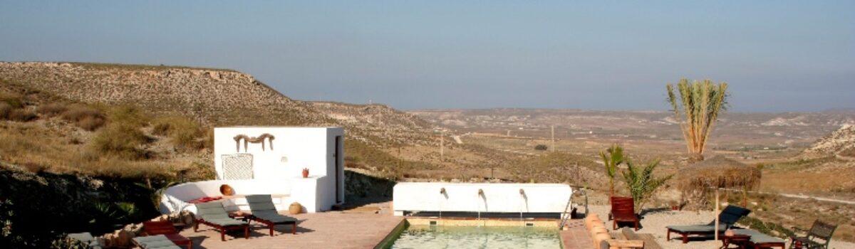 Cortijo Los Malenos, una estancia de lujo en el Parque Natural de Cabo de Gata